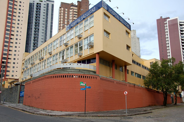 Hospital São Lucas - 1945 - VIlanova Artigas
